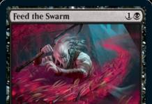 Feed the Swarm