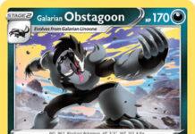 Galarian Obstagoon