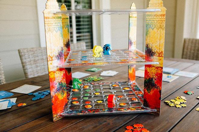 Holi board game