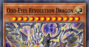 Odd-Eyes Revolution Dragon