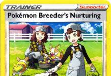 Pokémon Breeder's Nurturing