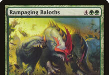 Rampaging Baloths