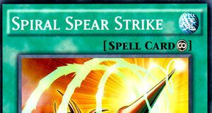 Spiral Spear Strike