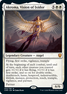 Akroma, Vision of Ixidor