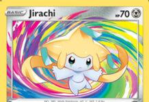 Jirachi - Vivid Voltage