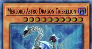 Meklord Astro Dragon Triskelion