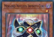Meklord Nucleus Infinity Core