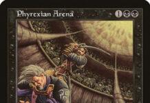 Phyrexian Arena