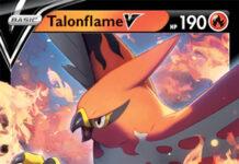 Talonflame V