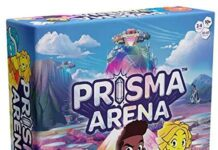 Prisma Arena Board Game
