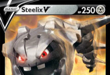 Steelix V