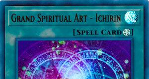 Grand Spiritual Art - Ichirin