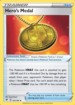 Hero's Medal