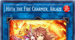 Hiita the Fire Charmer, Ablaze