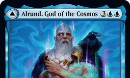Alrund, God of the Cosmos