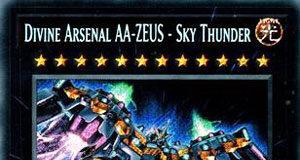 Divine Arsenal AA-ZEUS