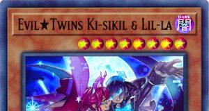 Evil★Twins Ki-sikil & Lil-la
