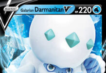 Galarian Darmanitan V