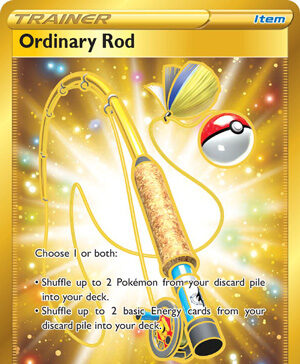 Ordinary Rod
