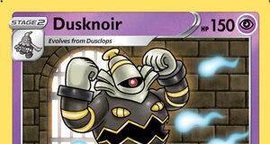 Dusknoir