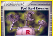 Pow! Hand Extension