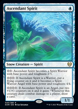 Ascendant Spirit