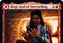 Birgi, God of Storytelling