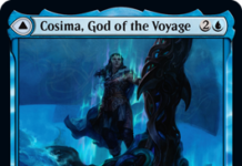 Cosima, God of the Voyage