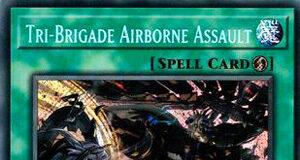 Tri-Brigade Airborne Assault