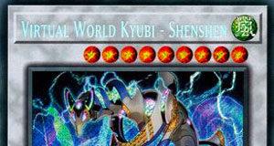 Virtual World Kyubi - Shenshen