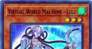 Virtual World Mai-Hime - Lulu