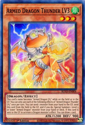 Armed Dragon Thunder LV3