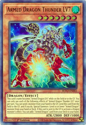 Armed Dragon Thunder LV7
