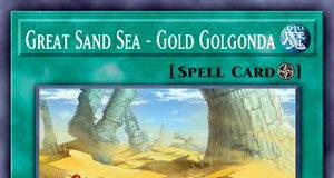 Great Sand Sea - Gold Golgonda