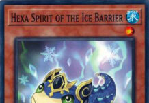 Hexa Spirit of the Ice Barrier