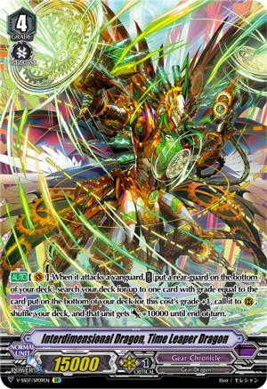 Interdimensional Dragon, Time Leaper Dragon