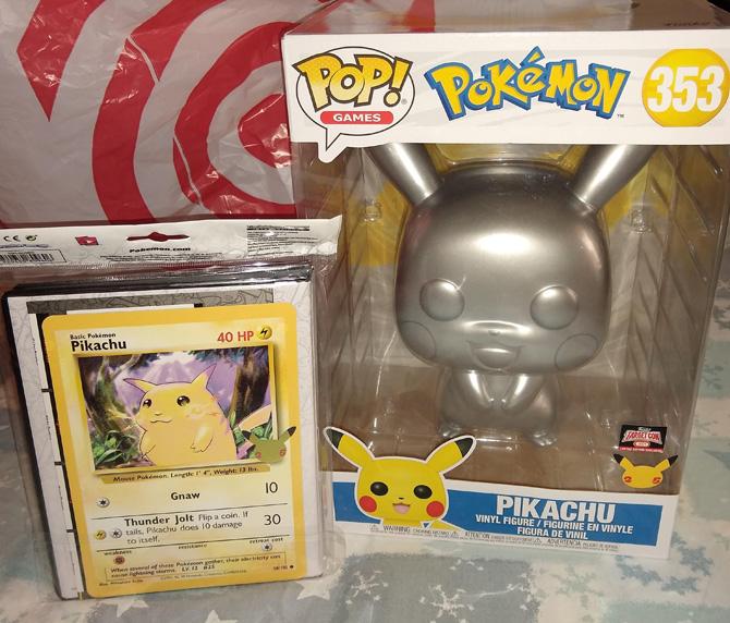 Pikachu Pop