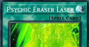 Psychic Eraser Laser