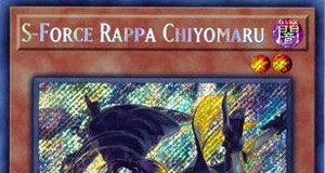 S-Force Rappa Chiyomaru