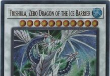 Trishula, Zero Dragon of the Ice Barrier