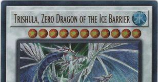 Trishula, Zero Dragon of the Ice Barrier