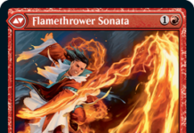 Flamethrower Sonata