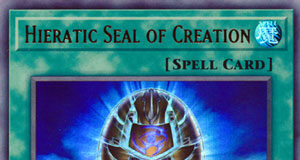 Hieratic Seal of Creation