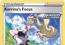 Korrina's Focus