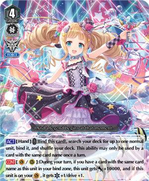 Legendary PRISM Duo, Nectaria
