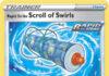 Rapid Strike Scroll of Swirls