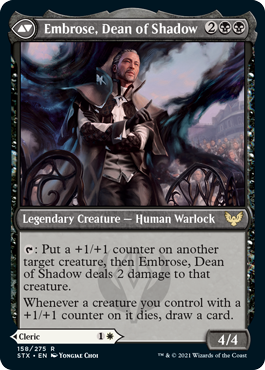 Imbraham, Dean of Shadow