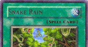 Snake Rain