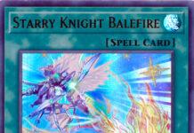 Starry Knight Balefire