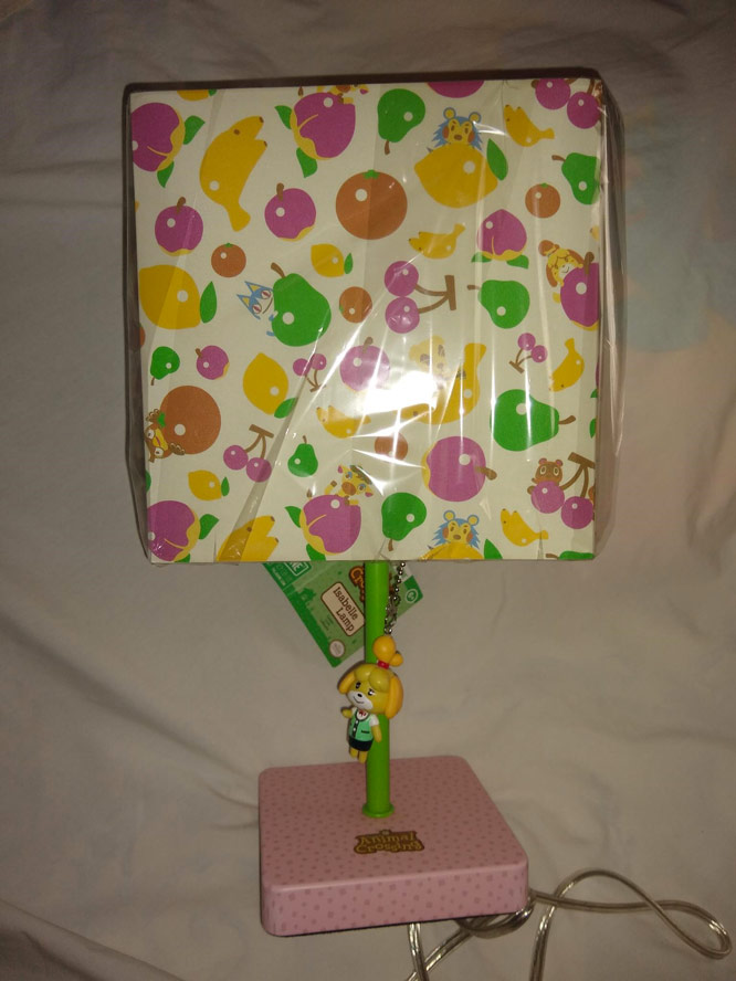 Isabelle lamp at Target